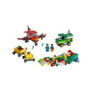 LEGO Bricks Airport Building Set Toys & Games