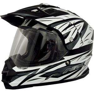 FX 39DS Dual Sport Motorcycle Helmet Multi Black DS (Small 0110 2473