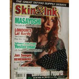 Skin & Ink Magazine Tattoo Supply (March, 1999): staff