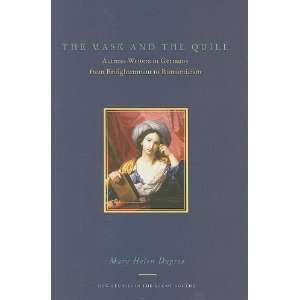 The Mask and the Quill: Actress Writers in Germany from
