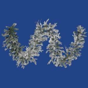 Vickerman A100811 9 ft. x 12 in. Christmas Tree Frosted Wistler Fir
