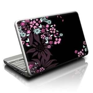 Dark Flowers Design Skin Decal Sticker for Universal