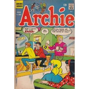 Comics   Archie #182 Comic Book (Jun 1968) Very Good