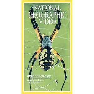 National Geographics Webs of Intrigue [VHS] National
