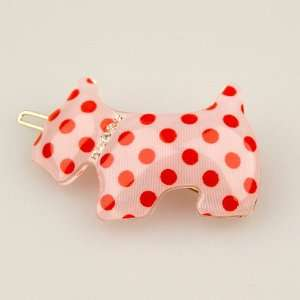 Chiot Rouge a Pois   Cubitas Picabia Collection (Hand set