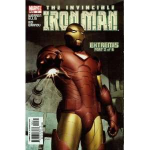 The Invincible Iron Man #2 Part Two  Books