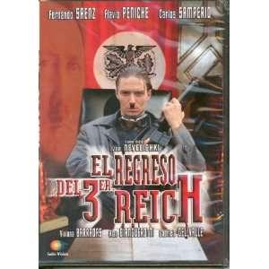 El Regreso Del 3er Reich   Cine Mexicano Fernando Saenz