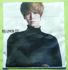 Kyuhyun In SUPER JUNIOR Cushion Pillow Cover /Pillowcase Satin Q7