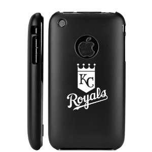 Apple iPhone 3G 3GS Black Aluminum Metal Case Kansas City