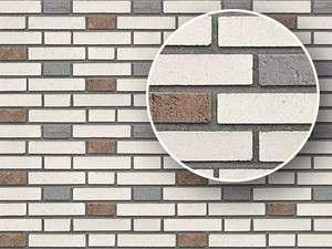0236 Patterned Brick Wall Texture Sheet (Sheets or PDF
