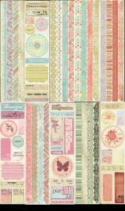 PURCHASE ANY 10 LAUNDRY LINE DIECUTS, RUBONS, RIBBONS OR FLOWERS AND $