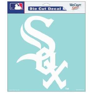 Chicago White Sox 4x17 Auto Decal