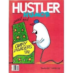HUSTLER HUMOR MAY 1987 5/87 (HUSTLER HUMOR): HUSTLER MAGAZINE: Books