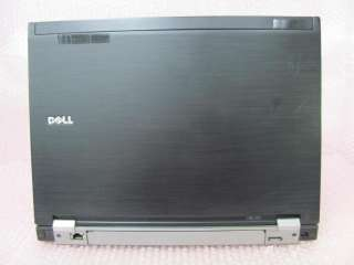 Dell Latitude E6400 PP27L 1024MB Laptop for Parts Repair DVD+/ RW Used