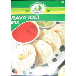 Bhavani Rava Idli Mix 7oz: Grocery & Gourmet Food
