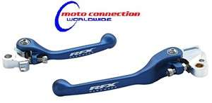 YAMAHA YZF250 07 08 YZF RFX FLEX LEVERS BRAKE & CLUTCH