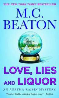 NOBLE  Sick of Shadows (Edwardian Murder Series #3) by M. C. Beaton