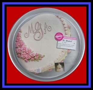 NEW Wilton ***16x2 inch LARGE ROUND*** CAKE PAN #3963