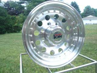 16X7 FORD CHEVY GMC DODGE VAN 5,6 8 LUG WHEELS 71 SERIES ION TRAILER