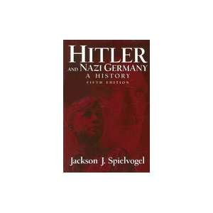 Hitler & Nazi Germany A History, 5TH EDITION  Books