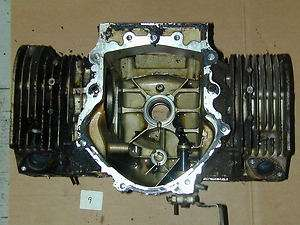 Briggs & Stratton Craftsman 18HP Opposed Twin Vertical Shaft Engine