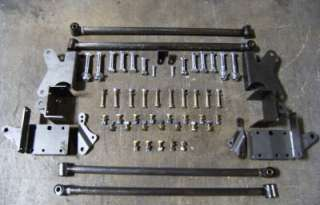 1948 56 Ford Pickup Truck Parallel 4 Link Four Bar Kit
