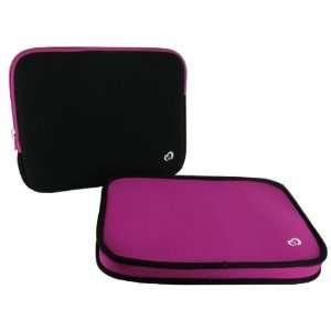 Reverso (Black / Magenta) Neoprene Sleeve Case for Samsung