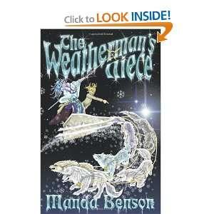 The Weathermans Niece (9780956608017): Manda Benson: Books