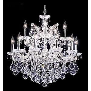 91800   James Moder Lighting   The Index Gallery Chandelier   Maria