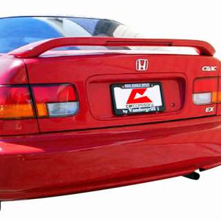 1996 ~ 2000 Honda Civic 2 door coupe Spoiler
