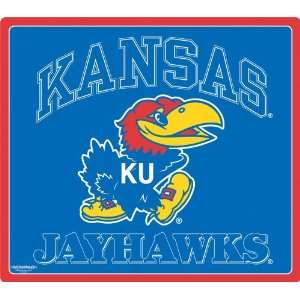 Wow!Pad 78WC020 Kansas Collegiate Logo Desktop Mouse Pad