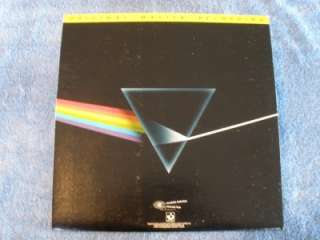 MFSL Pink Floyd Dark Side of the Moon LP Vinyl Record Mobile Fidelity
