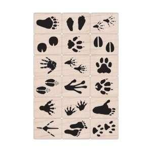 Hero Arts Ink n Stamp Tub   Animal Prints Animal Prints