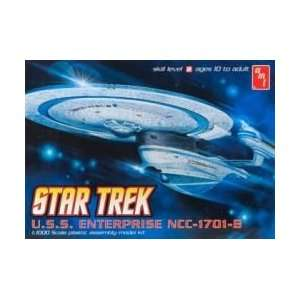 Star Trek Uss Enterprise Ncc 1701 b Plastic Model Kit