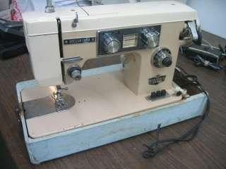 Yamazaki SWA 2000 Deluxe Zig Zag Sewing Machine