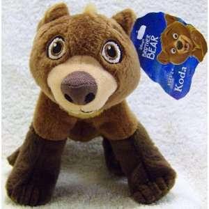 Disneys Brother Bear Koda 6 Inch Plush Bear Toys & Games