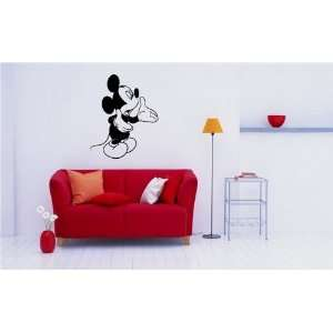 Wall Mural Vinyl Decal Sticker Kids Room Sad Crying Mickey