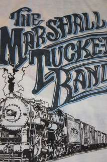 80s 1987 MARSHALL TUCKER BAND l/s concert tour t shirt *medium large