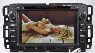 CASKA 2007~2012 Chevrolet Silverado 1500 DVD GPS Navigation Radio 08
