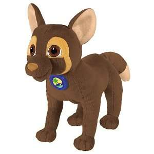Go Diego Go DiegoS Animal Rescue Baby Wolf Pup Toys & Games