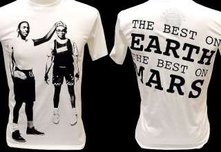 SPIKE LEE MARS v Jordan 23 VTG Retro T Shirt XXL/2XL