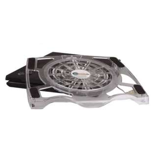 USB One Big Fan Blue LED Cooling Cooler Pad Stand for 15 Inch Laptop