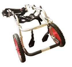 Best Friend Mobility XLarge Rear Leg Dog Wheel Chair