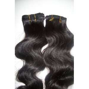 Indian Remy Hair Natural Wave/Bodywave 18 100g #1,#1b,#2: Beauty