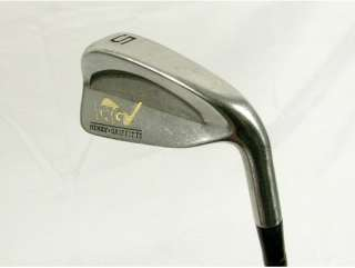 Henry Griffitts Custom Iron Set 3 PW + SW w/ Steel Regular Flex (8/10