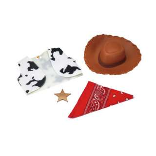 Toy Story Woody Child Costume Accessory Kit *New*