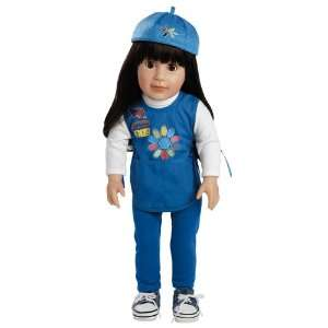 Adora Play Doll Abigail   Girl Scout Daisy 18 Doll