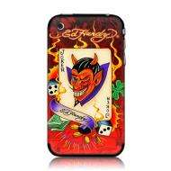 Ed Hardy iPhone 3G 3GS Tattoo Skin   Joker Card
