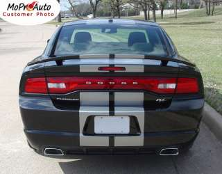 Stripes Dodge CHARGER Decals Graphics Pro Grade 3M Vinyl 009