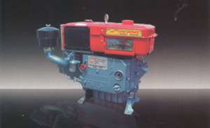 JDP ZH1115 25 HP Single Cylinder Diesel Engine